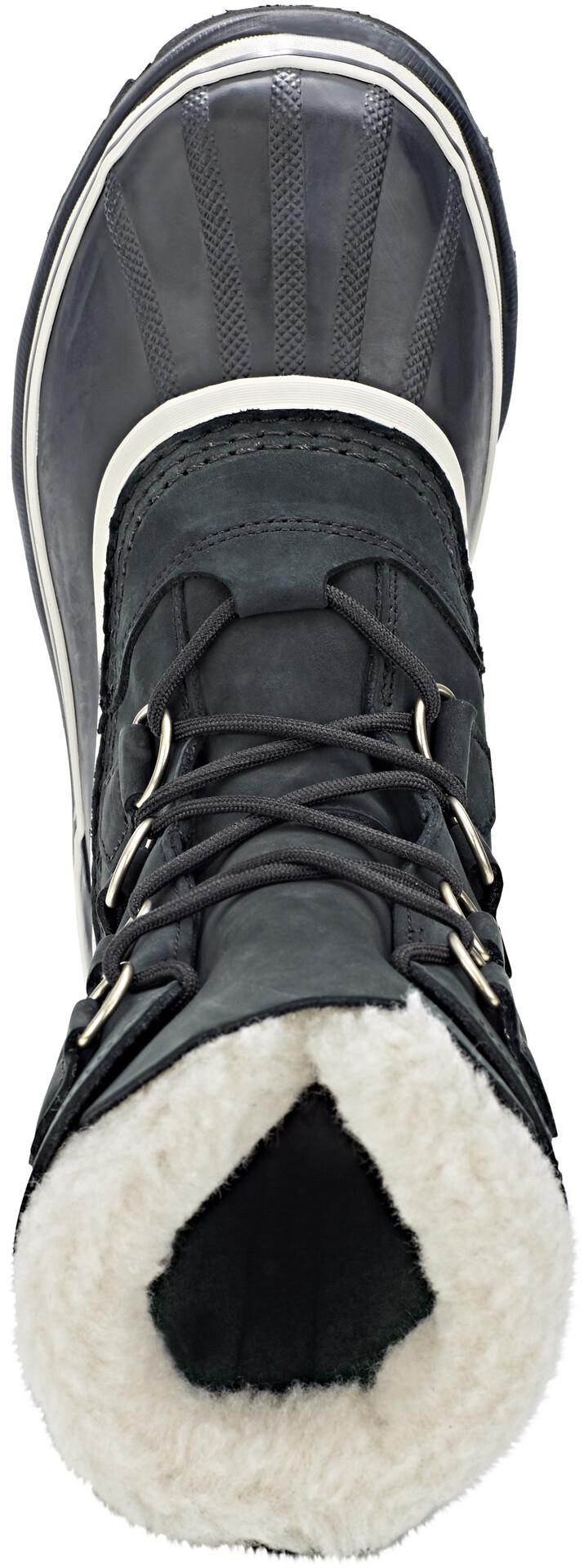 Sorel Caribou Stivali Donna, black/stone su Addnature UXayL